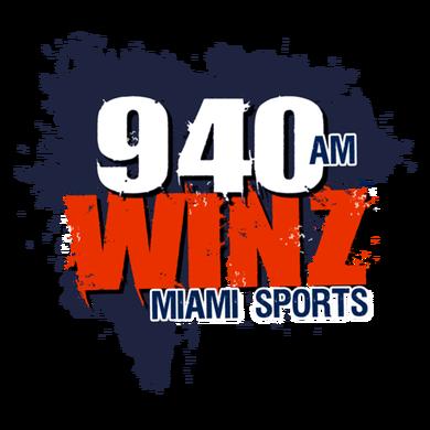 940 WINZ Miami Sports logo