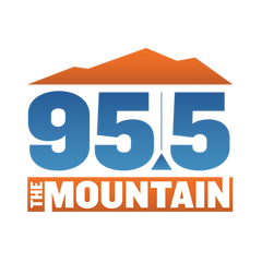 95.5 The Mountain logo