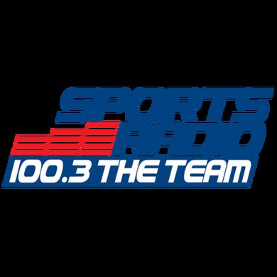 Sports Radio 100.3 logo