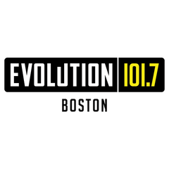 Evolution 101.7 logo