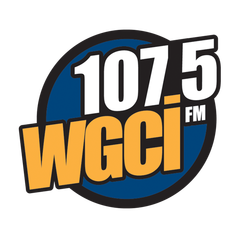 107.5 WGCI Chicago logo