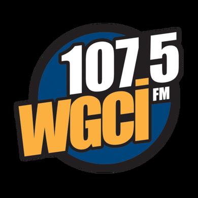 107.5 WGCI Chicago logo