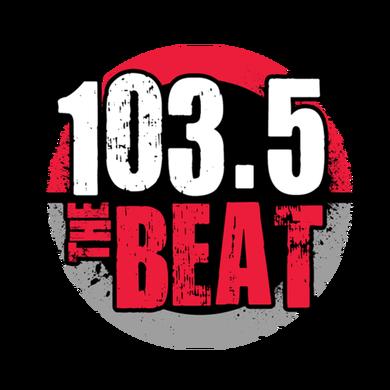 103.5 The BEAT logo