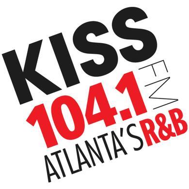 KISS 104.1 logo