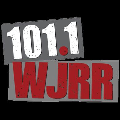 101.1 WJRR logo