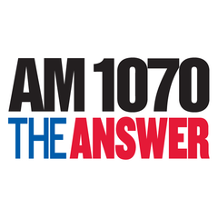 AM 1070 The Answer KNTH logo