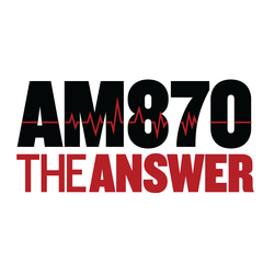 AM 870 The Answer logo