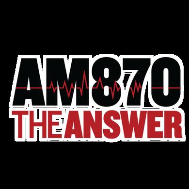 AM 870 The Answer logo