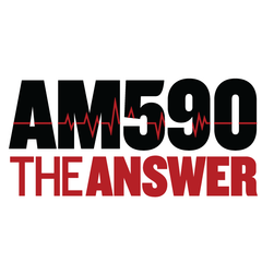 AM 590 The Answer logo