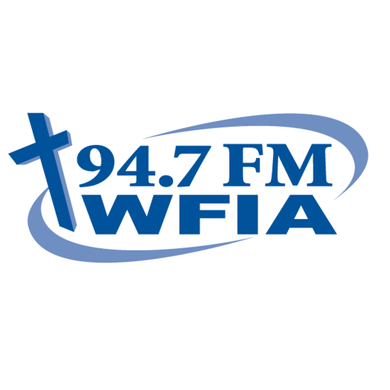 94.7 FM WFIA logo