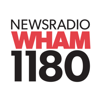 News Radio WHAM 1180 logo