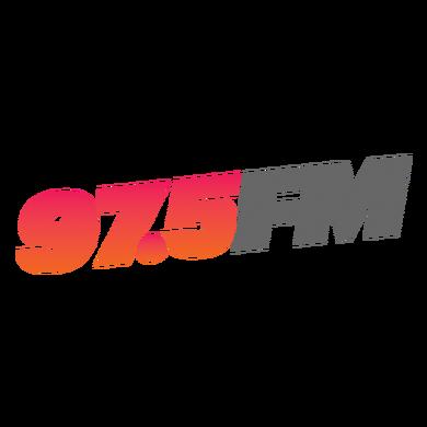 97.5 FM logo