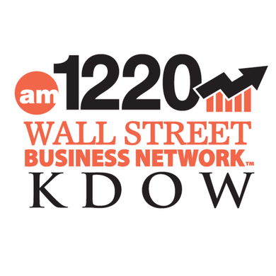Business Radio KDOW logo