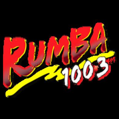 Rumba 100.3 logo