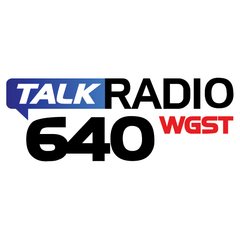 Talk Radio 640 WGST logo