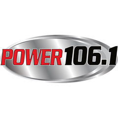 Power 106.1 logo