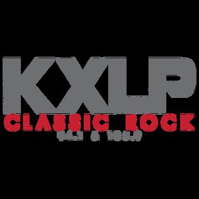 KXLP Classic Rock logo
