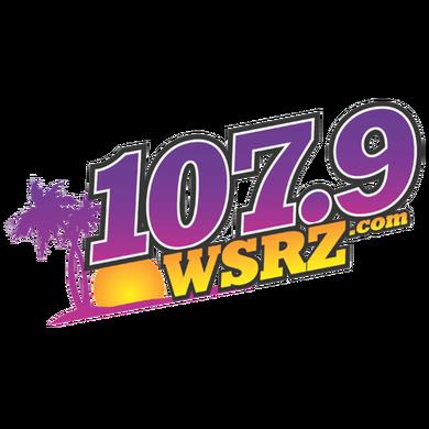 107.9 WSRZ logo