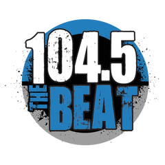 104.5 The Beat logo