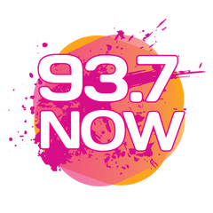 93.7 Now Harrisonburg logo