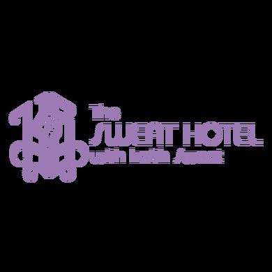 Sweat Hotel with Keith Sweat logo