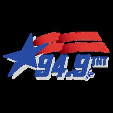 94.9 TNT logo
