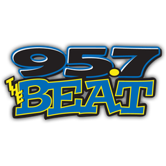 95.7 The Beat logo