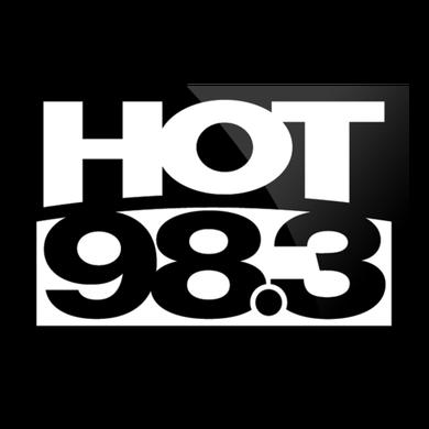 Hot 98.3 logo