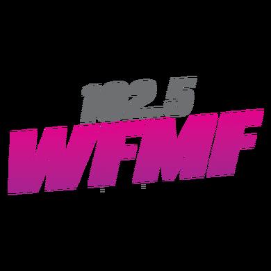 102.5 WFMF logo