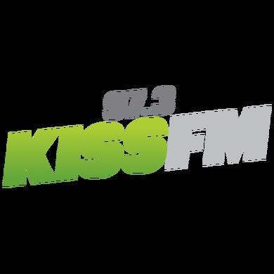 97.3 KISSFM logo