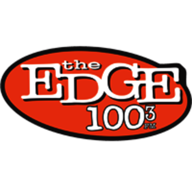100.3 The Edge logo