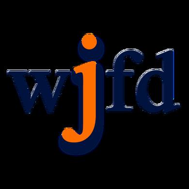 WJFD 97.3 FM logo