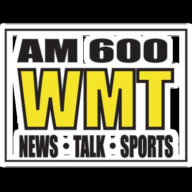 News Radio 600 WMT logo