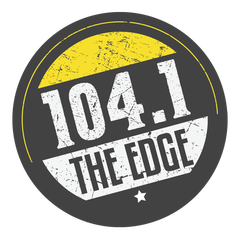 104.1 The Edge logo