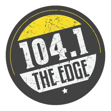 104.1 The Edge logo