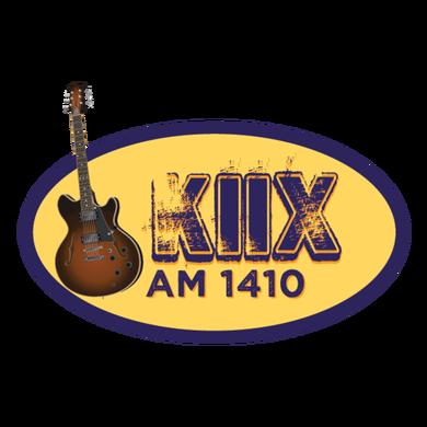 KIIX AM 1410 logo
