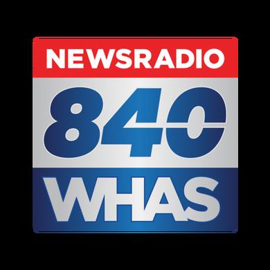 News Radio 840 WHAS logo