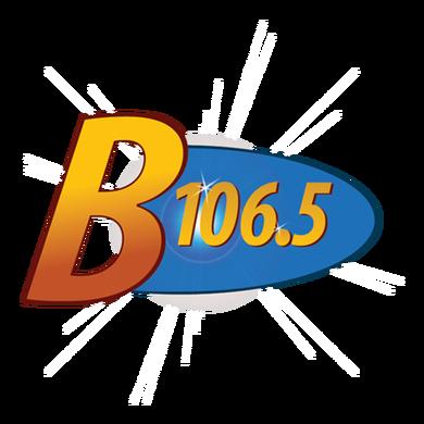 B106.5 logo