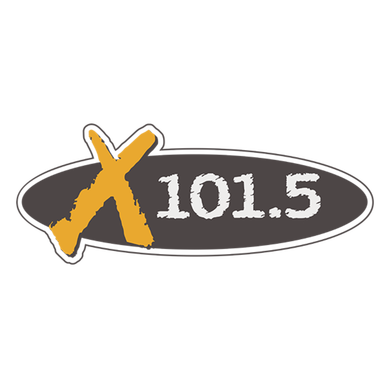 X101.5 logo