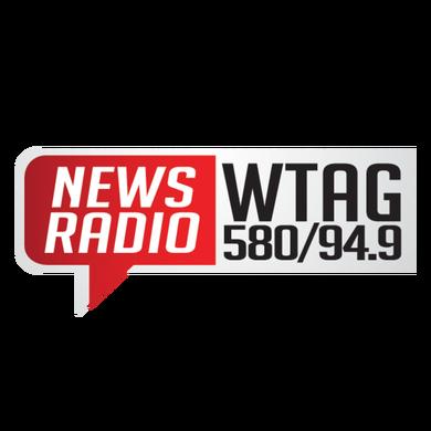Newsradio WTAG logo