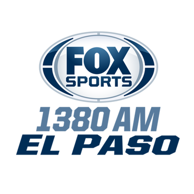 FOX Sports Radio 1380 logo