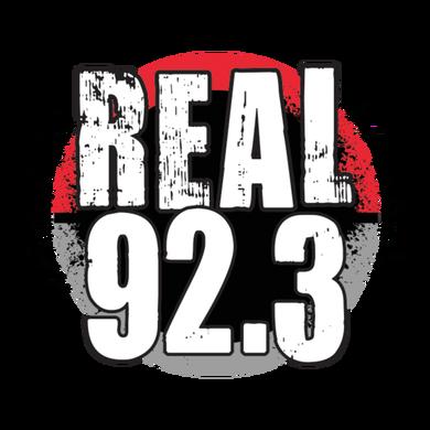 Real 92.3 logo