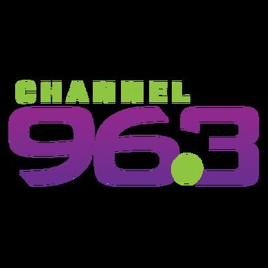 Channel 96.3 logo