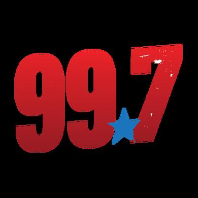 99.7 logo
