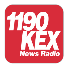 NewsRadio 1190 KEX logo