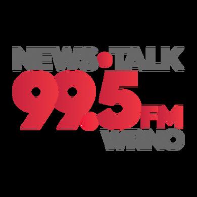 News Talk 99.5 WRNO logo