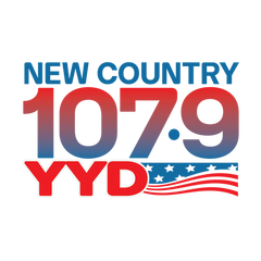 New Country 107.9 WYYD logo