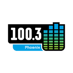 Latino Mix 100.3 logo