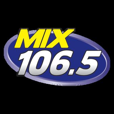 Mix 106.5 WQLX logo