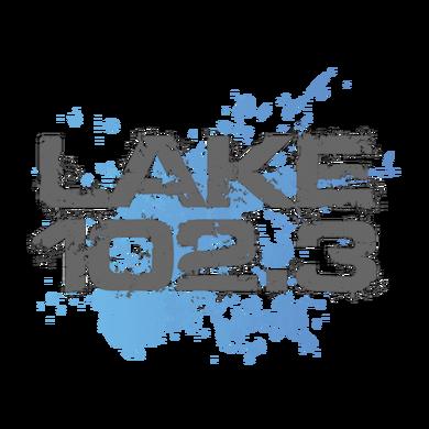 Lake 102.3 logo
